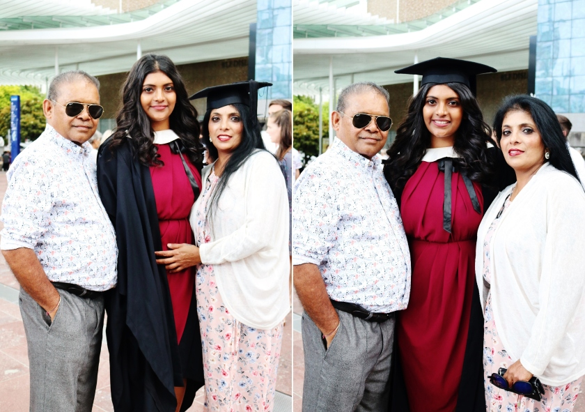 Amrita Graduation Parents