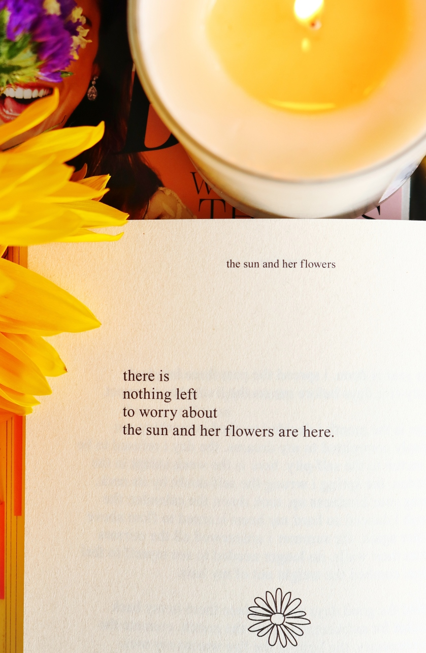 The Sun and Her Flowers (3)